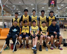 Dragons MU18 Yellow QB