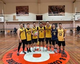 Dragons Volleyball Men